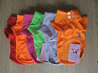 Pet Dog Cute POLO T-Shirt 100% Cotton 9 Colors + 1Pair Elastic Band