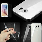 Ultra Thin Crystal Clear Soft Transparent Case Cover For Samsung Galaxy S6 Edge