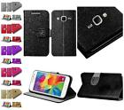 WHOLESALE LOT For Samsung Galaxy Core Prime G360 Bling Leather Wallet Cover Case