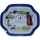 Scotland Souvenir Tray Decoration Gift Item Historical Scotland Serving Tea Tray