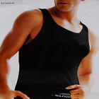 Tommy Hilfiger Tank Top Undershirts Mens 2 Pack Classic Form Fitting Rib Tanks