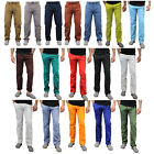 Mens Chino Jeans Huston Harbour TJ Hughes Trousers Classic Comfort Fit Summer
