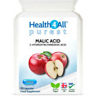 Health4All Malic Acid 500mg Capsules | METABOLISM AND ENERGY BOOST | LIVER DETOX £7.99 GBP on eBay
