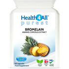 Health4All Bromelain 1200gdu Capsules | INFLAMMATION | SWELLING | JOINT PAIN £14.99 GBP on eBay