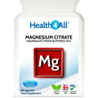 Health4All Magnesium Citrate 30% 250mg Vcaps | HIGH ELEMENTAL MAGNESIUM £9.99 GBP on eBay