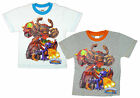 Boy's Skylanders Giants Tree Rex & Spyro Cotton T-Shirt Top 6 8 10 12 Years NEW