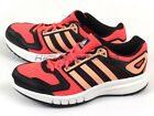 Adidas Galaxy W Flash Red/Light Flash Orange/Black Sportstyle Running B44165
