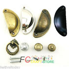 New Kitchen Cupboard Door Cabinet Drawer Furniture Antique Pull Handles Knobs AU