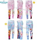 FROZEN DIE EISKÖNIGIN ELSA LEGGINGS HOSE T-SHIRT 98 104 110 116 122 128