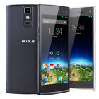 "IRULU Smartphone Victory 1S V1S Unlocked 5"" HD Quad Core Android 4.4 3G GPS"