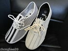 Mens Lace up Plimsolls Pump Casual Shoes Soft Lightweight Fashion Stylish