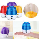 Portable Mini ROSE USB LED Nightlight Humidifier Air Mist Diffuser