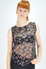 New Design Ladies Women's Summer Owl in Tree Pattern Print Tops Shirts CTP17