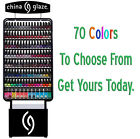 China Glaze  Nail Polish Lacquer  .5oz , Hot Colors, Choose Your Favorite