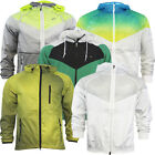 Nike Mens Zip Up Hooded Breathable Lightweight Windrunner Jackets (28)
