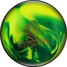 Ebonite Cyclone Green/Yellow Pearl Bowling Ball