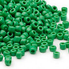 200 Matsuno 6/0 Glass Seed Beads Opaque Colors Shiny Or Frosted Spacer Beads