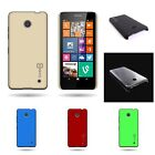 Hard Rubber  Plastic Matte Phone Cover Slim  Back Case for Nokia Lumia 635