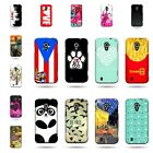 For ZTE Source N9511 - Multicolor Hard Rubber Snap On Protector Phone Cover Case