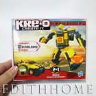 KRE-O Create It - Transformers Build Truck or Robot (Optimus Prime OR Bumblebee) - Time Remaining: 8 days 10 hours 18 minutes 10 seconds