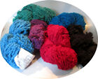 huge 8 oz skeins Valley Yarns PERU Alpaca boucle yarn - 6 variations