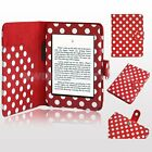 Auto Sleep/Wake Leather Cover Magnetic Shell Case For Amazon Kindle Paperwhite