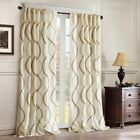 Madison Park Serendipity Ivory Window Drape Panel