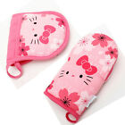Hello Kitty Cherry Kitchen Mitts Oven Glove Baking Chef Cook Microwave Cooking