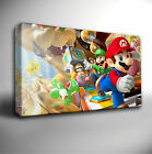 MARIO PARTY - GAMING  - GICLEE CANVAS ART