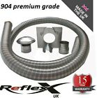 Flexible Flue Chimney Liner Pack/Kit Multifuel Stove Class 1 HETAS 904 Steel
