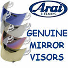 GENUINE ARAI L-TYPE MIRROR IRIDIUM VISORS