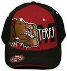 NEW!!  University of Maryland  Stretch Fitted Cap/Embroidered Hat -One Size M/L