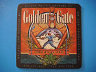 Beer Coaster GOLDEN PACIFIC BrewingOriginal Ale Berkeley CA Open 1987 2003