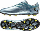 Adidas Messi 15.1 Firm Ground / AG Mens Football Boots - Blue