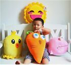 plush toy Carrot Fantasy game radish sunflower whale elf stuffed doll gift 1pc