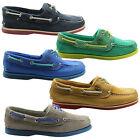 Timberland Classic 2 Eye Boat Shoes Mens D119