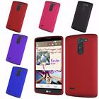 For LG G3 Stylus Rubberized Hard Snap on Two Piece Cover Case