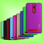 for Asus Zenfone 2 (5.5) Hard Case Slim Rubberized Matte Protective Phone Cover