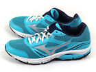 Mizuno Wave Impetus 3 (W) Blue/Silver/Navy Sportstyle Running Shoes J1GF151304