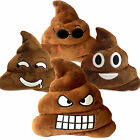 2015 Emoji Emoticon Cushion Poo Shape Pillow Poop Stuffed Doll Toy Throw Pillow