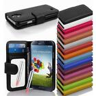 PU Leather Smartphone Protection Case with MIRROR and Card Slots Cover Wallet