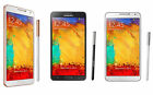 Samsung Galaxy Note 3 SM-N900A - 32GB (AT&T) Unlocked Smartphone - Black/White