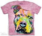 "DOG ""THIS YEAR'S LOVE"" ADULT T-SHIRT THE MOUNTAIN DEAN RUSSO"