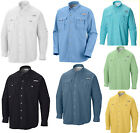 NEW COLUMBIA Men's PFG Bahama™ II Long Sleeve Shirt