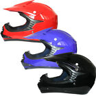 Leopard LEO-X15 Youth Junior Child Kids Motorbike Motorcycle Motocross MX Helmet
