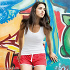 SKINNIFIT LADIES RETRO SHORTS - SPORTY - 3 COLOURS