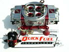 NEW QUICK FUEL 650 CFM GAS BLOW THROUGH ANN SS-650-BAN & REGULATOR COMBO LOOK