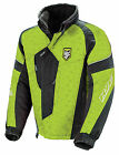 HJC Adult 2016 Green Storm Snowmobile Jacket Coat SM-3XL