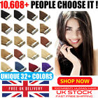 """14""""-24"""" 6A TAPE IN Premium 100% Remy Human Hair Extensions Seamless Skin Weft UK"""