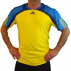 Adidas Mens Barricade Climacool/Formotion Crew Neck T Shirt, Z08942, Size Medium